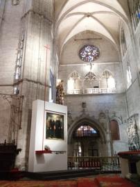 Proy. & Dir. Obra. Estela Beatificación Mártires de Nembra