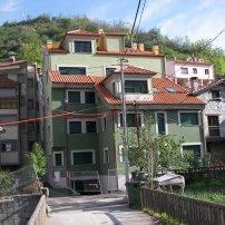Jefe de Obra. Edificio de viviendas en Felechosa (Asturias). 2008