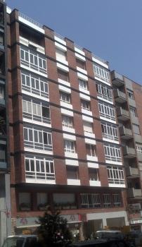 Proy. & Dir. Obra. Reparación de fachada en Oviedo. 2014
