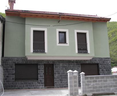 Dir. Ejec. Obra. Vivienda unifamiliar en Felechosa (Asturias). 2011