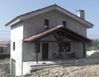 Dir. Ejec. Obra. Ampliación de vivienda unifamiliar en Mieres de Limanes (Asturias). 2012