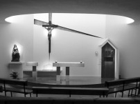Proy. & Dir. Obra. Reforma de capilla en Parroquia de San Lázaro en Oviedo. 2011