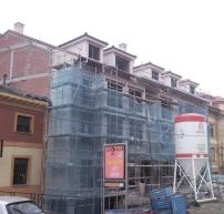 Dir. Ejec. Obra. Ampliación de edificio de viviendas unifamiliar en Felechosa (Asturias). 2010