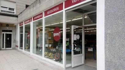 Proy. & Dir. Obra. Adecuación local comercial en Oviedo. 2012